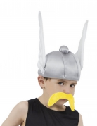 Asterix™-Kinderhelm Lizenzartikel grau