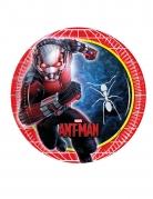 Ant-Man™-Papierteller Tischdeko 8 Stück bunt 23cm