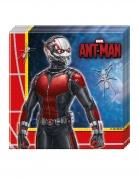 Ant-Man™-Papierservietten Tischdeko 20 Stück bunt 33x33cm