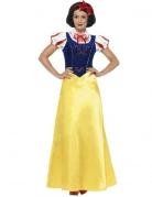Märchenprinzessin-Kostüm für Damen bunt