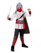 Ninja-Assassinen-Kostüm für Kinder Karneval bunt