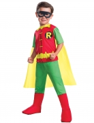 Robin™-Kostüm für Jungen Batman™ Karneval grün-rot-gelb