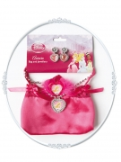 Prinzessin Aurora™ Accessoire-Set 3-teilig rosa
