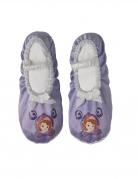 Prinzessin Sofia™-Hausschuhe für Mädchen Accessoire lila