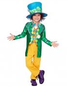 Verrückter Hutmacher™-Kostüm Disney-Lizenzkostüm für Jungen bunt