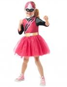 Power Rangers Ninja Steel™-Kostüm für Mädchen Karneval rosa