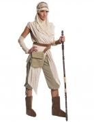 Rey Damenkostüm Star Wars™ beige-braun