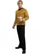 Captain Kirk™-Deluxekostüm für Herren Star Terk™ ocker