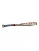 Aufblasbarer Harley Quinn™-Baseballschläger Lizenzartikel bunt 76cm