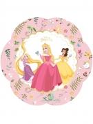 Disney™ Prinzessinnen Premium-Pappteller 4 Stück bunt 26cm