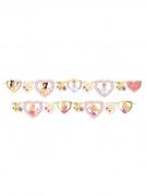 Disney™-Prinzessinnen-Girlande bunt 82x15cm