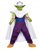 Piccolo™-Kostüm für Kinder Dragon Ball™ Geschenkkoffer lila-weiss-grün