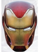 Iron Man™ Maske Avengers Infinity War™ rot-gold