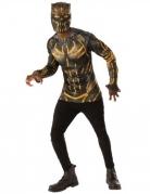 Killmonger™-Kostüm für Herren Black Panther™ schwarz-gelb