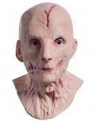 Oberster Anführer Snoke™ Maske Star Wars™ Maske hautfarben