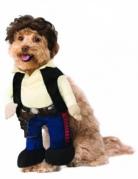 Han Solo™-Hundekostüm Star Wars™ bunt