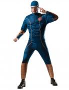 Cyclops-Herrenkostüm X-Men™ blau-braun