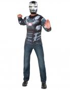 War Machine™-Kostüm für Herren Marvel™ grau