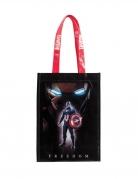 Captain America™-Beutel wiederverwendbar Civil War™ Accessoire bunt