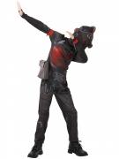 Fortnite™ Black Knight-Kostüm für Kinder schwarz-rot