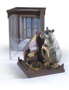 Krätze™-Figur Harry Potter™ Deko grau-braun-rot 18cm