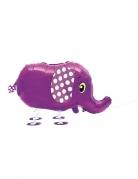 Luftballon Elefant 81,2cm Deko-Accessoire lila