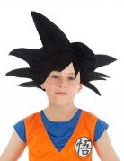 Son Goku™-Perücke für Kinder Dagon Ball™ schwarz