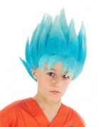 Goku™-Kinderperücke Dragon Ball Z™ blau