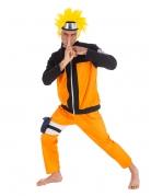 Naruto™-Kostüm für Herren Anime-Kostüm orange-schwarz