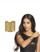Königlicher Armreif für Damen Kostümaccessoire gold