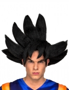 Dragon Ball Z™-Perücke Son-Goku Faschingszubehör schwarz