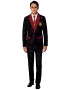 Mr. Gryffindor™-Kostüm für Herren Suitmeister™ schwarz-rot-gelb