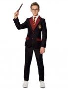 Mr. Gryffindor-Kostüm für Jungen Suitmeister™ schwarz-rot-gelb