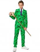Mr. Riddler™-Kostüm für Kinder Opposuits™ grün-schwarz