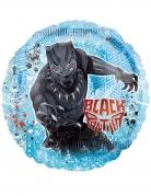 Black Panther™ Aluminiumballon bunt 71cm