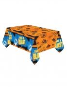 Nerf™-Tischdecke Partydeko orange-blau 120x180cm