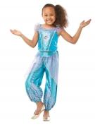 Aladdin™ Jasmin-Kostüm für Mädchen blau-violett