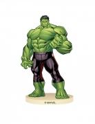 Hulk-Figur Avengers™ grün-violett 9 cm