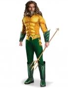 Aquaman™-Kostüm für Herren grün-gelb
