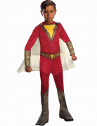 Shazam™-Kinderkostüm Captain Marvel rot-gelb-goldfarben