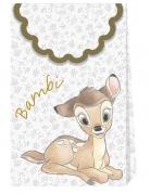 Bambi™-Geschenkbeutel 6 Stück bunt 21x13cm
