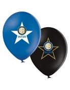Inter Mailand™ Latexballons 12 Stück bunt 30 cm