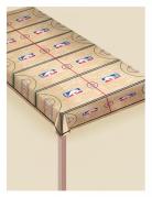 NBA Spalding™ Tischdecke bunt 137 x 244 cm