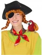 Rosalinda Papagei-Figur Pippi Langstrumpf™ Accessoire bunt