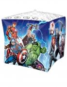 Avengers™-Luftballon Aluminium-Ballon Dekoration bunt 38 x 38 cm