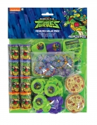 Ninja Turtles™-Mini-Spielzeuge 48 Stück bunt
