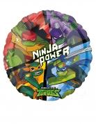 Ninja Turtles™-Luftballon Alu-Ballon Dekoration bunt 43 cm