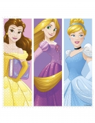 Disney™-Prinzessinnen Papierservietten 20 Stück bunt 33 x 33 cm