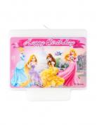 Disney Prinzessinnen™ Geburtstagskerze bunt 9 x 7 cm