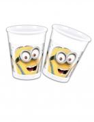 Minions™-Trinkbecher für Kinder 8 Stück bunt 200 ml